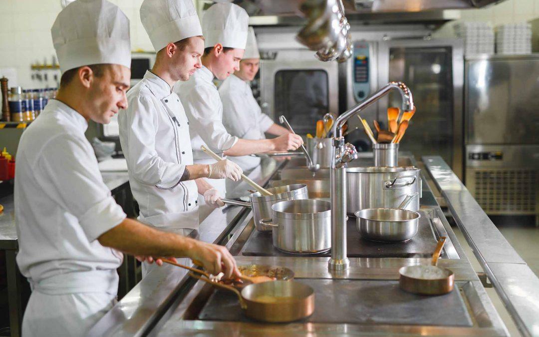 Métodos de cocinado
