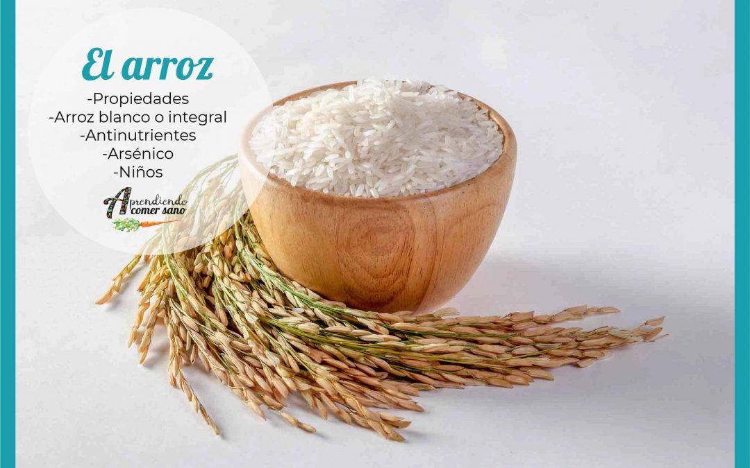 Los cereales-El arroz