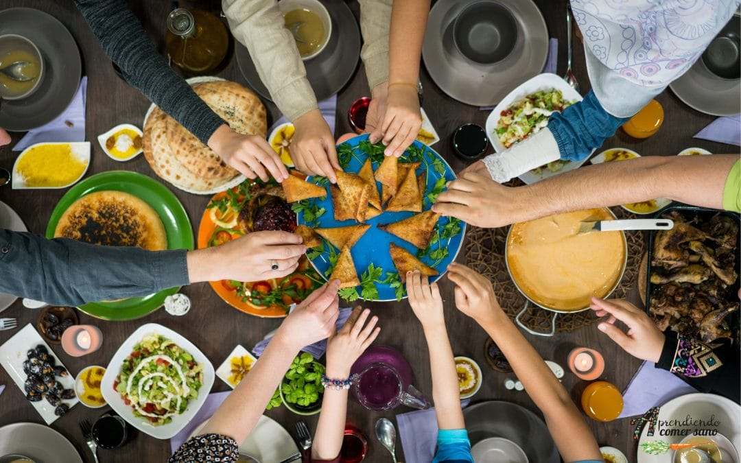 12 cenas sencillas y saludables que te ayudarán a descansar mejor.
