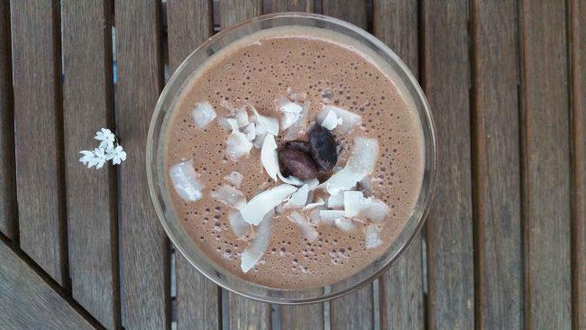 batido cacao