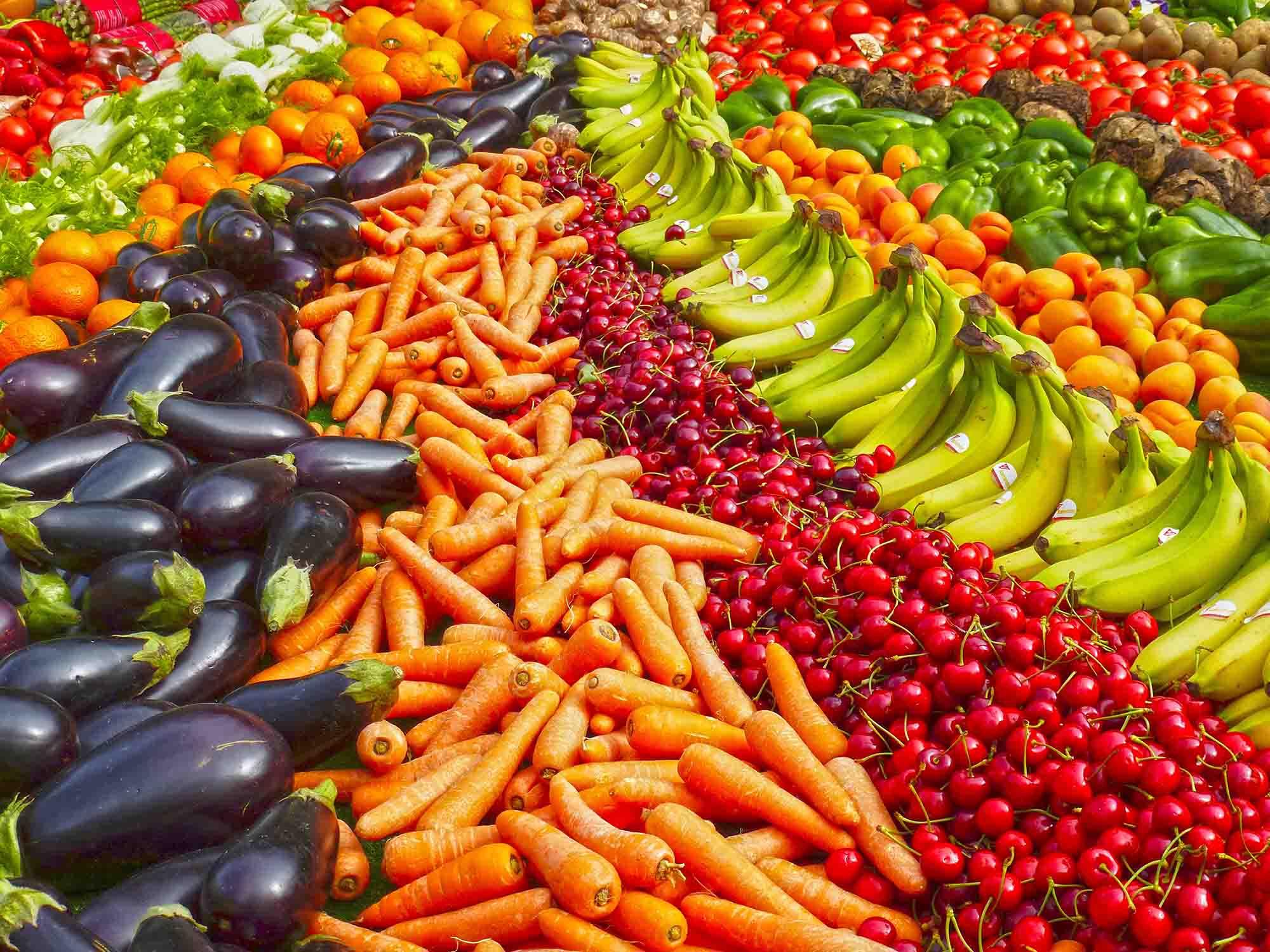 lista compra saludable