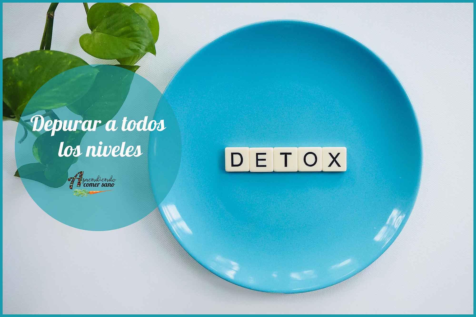 detox depurar